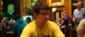 Sam Panzica mène le circuit des WSOP 2016/17 Palm Beach Kennel Club $ 1,675 Main Event Final 10