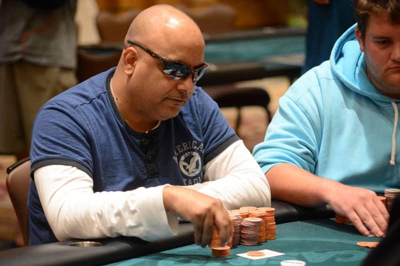 Raminder Singh jeu de casino