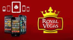 Roulette en ligne au Royal Vegas casino