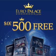 Roulette en ligne au Euro Palace casino bonus